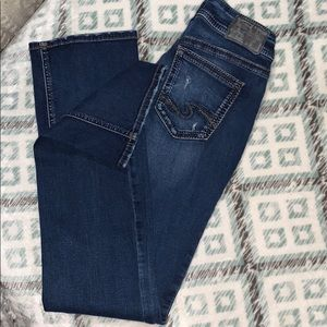 Silver jeans SUKI style 28 x 35